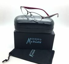Guess by Marciano Purple Eyeglasses GM 176 MPUR 53 mm Designer  Demo Lenses
