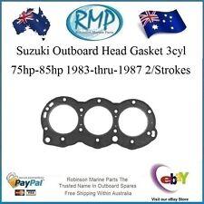1 x New Suzuki Head Gasket 75hp-85hp 1983-thru-1987 2/Stroke # R 11141-95505
