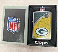 ZIPPO, LIGHTER, GREEN BAY PACKERS, NFL, MODEL# 29362