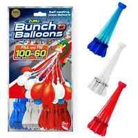 ZURU Bunch O Balloons - 105 Stück - selbstschließende Wasserbomben CAPTAIN
