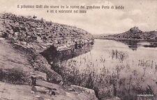 """LIBIA - HOMS - PORTO DI LEBDA - ANNULLO """"COMANDO DEL PRESIDIO DI HOMS"""" 1912"""