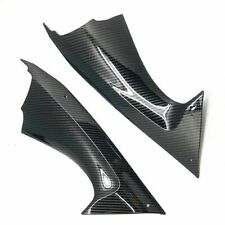 Side Air Duct Cover Fairing Insert Part For Yamaha YZF R6 2008-2016 Carbon Fibre
