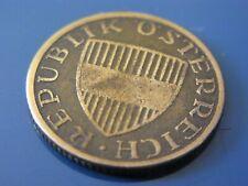 Österreich 50 Groschen 1960 Kursmünze