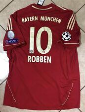 Germany bayern Munich Robben XXL Madrid Holland Uefa JerseyAdidas Football shirt