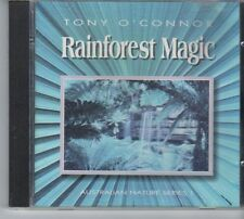 (ES395) Tony O'Connor, Rainforest Magic - 1991 CD