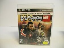 PS3 PlayStation 3  Mass Effect 2