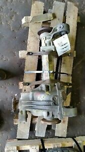 2008-2012 Nissan Pathfinder 5.6L Front Axle Differential Carrier 2.937 Ratio