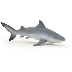 Papo Marine Life Bull Shark Figure - 56044
