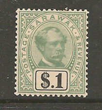 Sarawak Scott       21   Mint Hinged