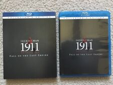 1911 Collectors Edition Blu Ray/DVD Jackie Chan Chinese Historical Film VG