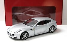 1:18 Hot Wheels Ferrari FF Coupe silver NEW bei PREMIUM-MODELCARS