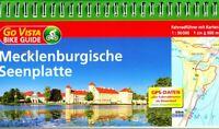 Bike Guide Radführer Mecklenburgische Seenplatte, 20 Touren 2016/17 mit Karten