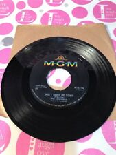 """THE ANIMALS:  """"Don't Bring Me Down"""" / """"Cheating"""" 1966 MGM  K13514 45 RPM"""