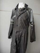 Belstaff PVC nylon motor cycle oversuit size L Made in England