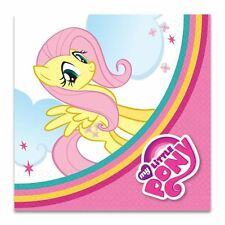 My Little Pony Birthday Party Tableware Napkins Plates Cups Table Covers