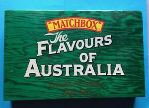 Matchbox The Flavours of Australia  Ford Model A Limited Edition Gift Set NEW