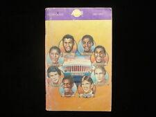 1981-82 Los Angeles Lakers Basketball Media Guide