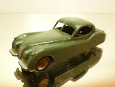 DINKY TOYS 157 JAGUAR XK120 - GREEN 1:43 - GOOD CONDITION