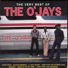 The O'Jays : The Very Best Of O'Jays CD (1998) ***NEW***