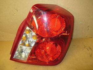 SUZUKI FORENZA SEDAN 05-08 2005-2008 TAIL LIGHT PASSENGER RH RIGHT OEM