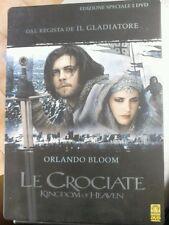 Dvd -LE CROCIATE Edizione speciale 2 dvd steelbox