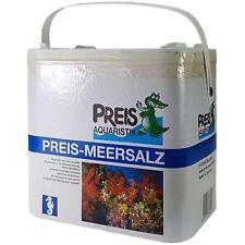 Preis Meersalz mit hohen Calcium/Magnesium-Anteil für Aquarium 4 kg EUR 5,23 /Kg