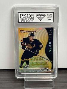 1995-96 NHL Cool Trade Redemption #10 OF 20 Pavel Bure GRADED PSCG 10 GEM MINT