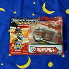 NEW Transformers RID Energon Hot Shot Powerlinx Red Silver Deluxe Class 2004