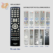 NEW Toshiba TV Universal Remote For CT-90325 CT-90336 CT-90395 CT-90428