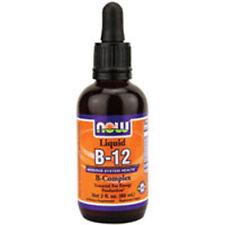 B-12 59 Ml Líquido Complejo-B por Now Foods