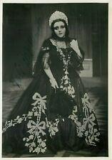 Opera - Autografo del soprano Toti Dal Monte (Mogliano, 1893 - Soligo, 1975)