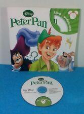 LIBRO AUDIOCUENTO DISNEY LIBRO + CD  - PETER PAN