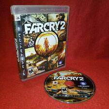 Far Cry 2 (Sony PlayStation 3 PS3, 2008)