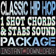 PIANO 1-SHOT WAV SOUNDS SAMPLES PACKAGE Hip Hop Jazz Akai Reason Fl Studio Logic