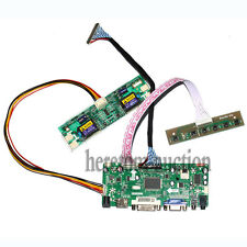 "HDMI+DVI+VGA+Audio LCD Controller Board For 17"" M170EG01 V.0 V0 1280*1024"