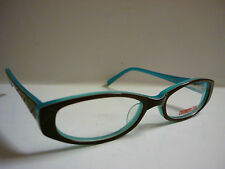 Genuine Designer Glasses Frames Cosmopolitan Stylish Port Brown/Blue  ref: 926