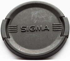 Original Sigma Front Lens Cap 58mm 58 mm Snap-on