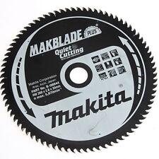 Makita Table Saw Blade – MPN: B-08844 – Size: 260 x 30 mm – Teeth: 80T