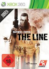 Microsoft Xbox 360 juego *** Spec Ops: the line *** neu*new*18
