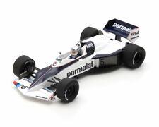 Brabham BT52 (Riccardo Patrese - Brazilian GP 1983) in Blue and White (1:43 scal