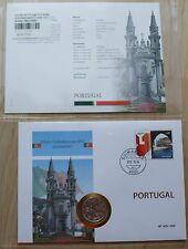 2 euro - 2012-Portogallo-Guimaraes-DISPONIBILITÀ LIMITATA-NUOVO