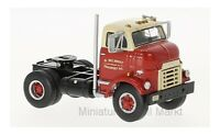 #64115 - Neo GMC C 950 Cannonball Day Cab - rot/beige - 1954 - 1:64