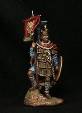 Russian Lead Miniatures.Roman Cavalry Vessillifer, 3rd century Ad