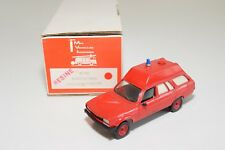 T 1:43 KIT MVI MINI VEHICULES INCENDIES PEUGEOT 504 DANGEL AMBULANCE POMPIERS