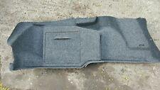 Jaguar x-type boot carpet for sav/dvd cd changer
