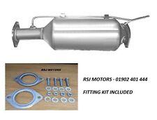 FORD FOCUS 2.0 TDCi Mk.2 9/04-12/09 D'échappement Filtre à Particules Diesel/DPF