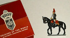 SAE SOLDIERS of the WORLD -Officer Royal  Horse Guard MIB