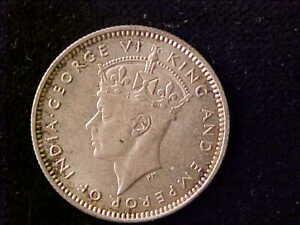 BRITISH HONDURAS 10 CENTS 1939
