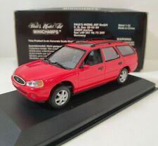 MINICHAMPS 1/43 Ford Mondeo Break 1997 Red