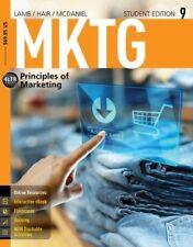 MKTG 9: Principles of Marketing by Charles W. Lamb and Joe F. Hair, 9th Edition